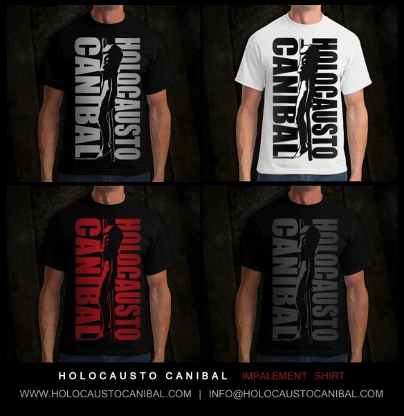 HolocaustoCanibal4t-sjirts
