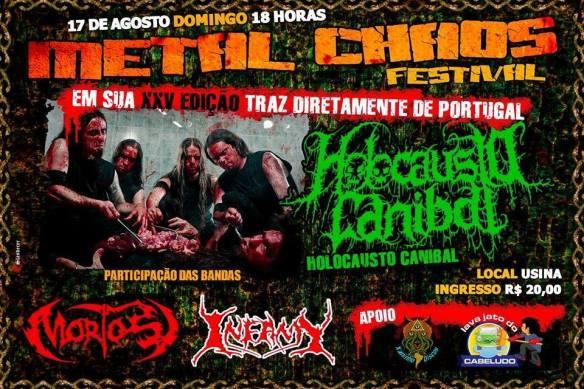 METAL CHAOS XXV