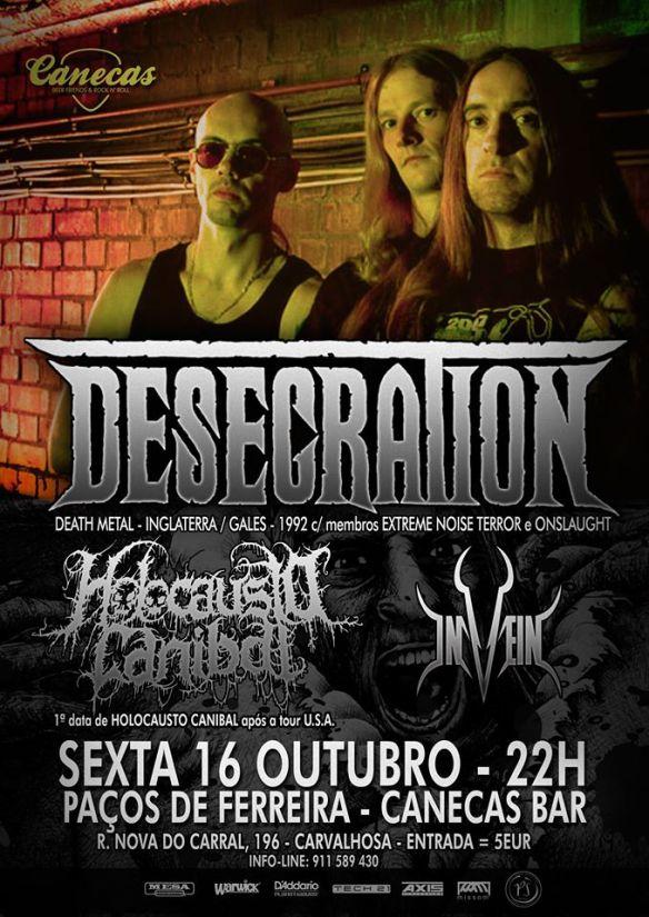 DESECRATION 1