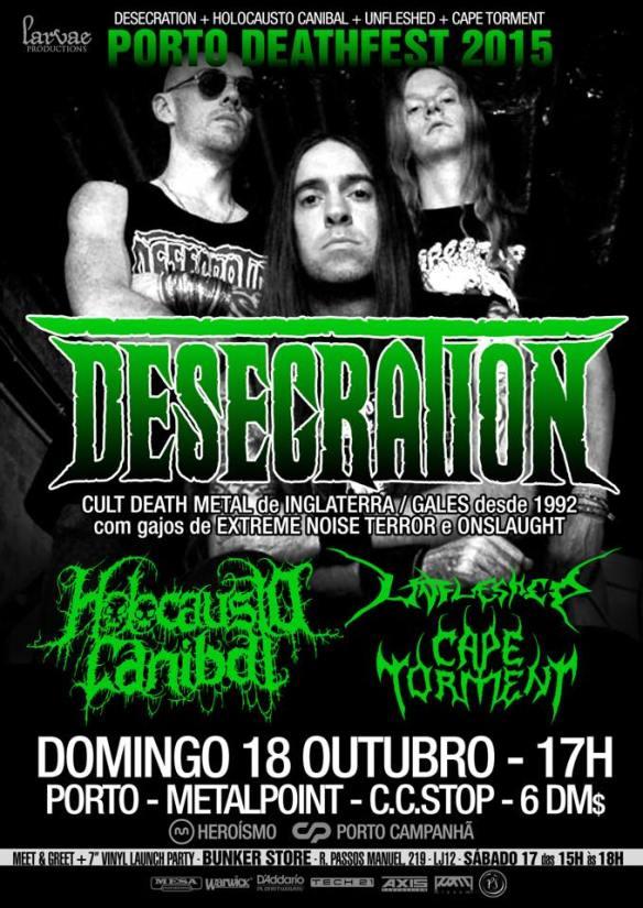 DESECRATION 3